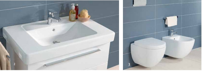 Verity Design — превосходство от Villeroy & Boch в ХогартКомпания «Хогарт» представляет эксклюзивную коллекцию сантехники и мебели для ванной и туалетной комнаты от знаменитого немецкого производителя.
